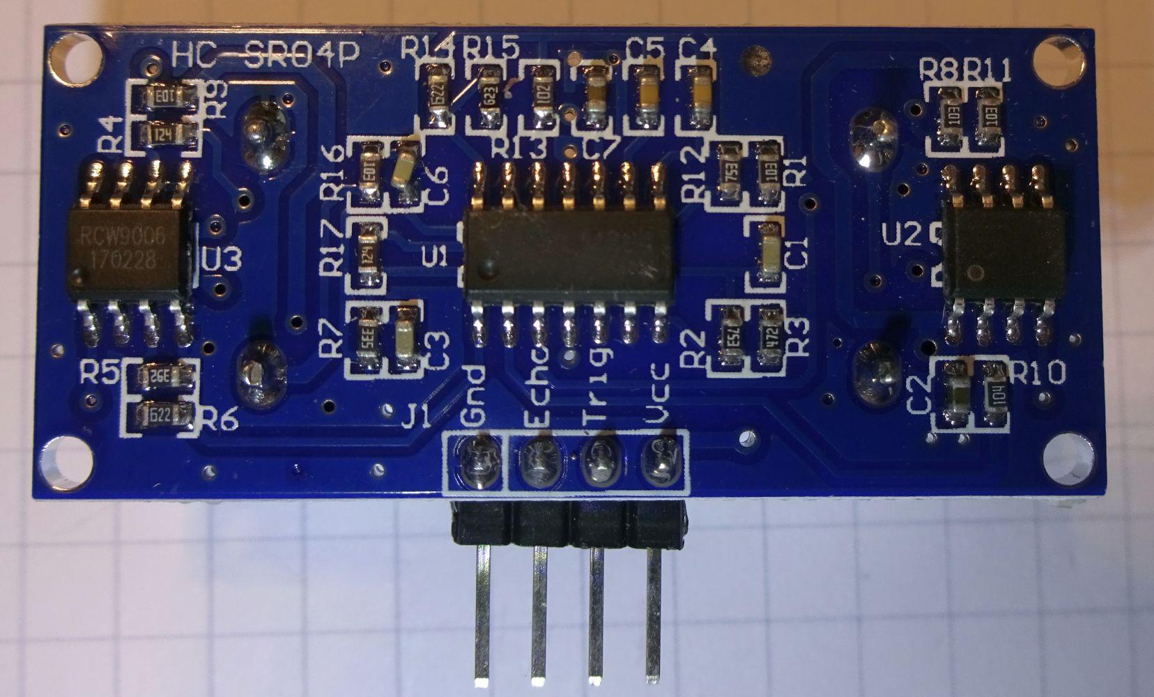 Ultraschall Entfernungsmesser Uem 50 : Arduino ultraschall abstandswarner mit dem multi function